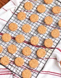 Healthy Graham Crackers - Desserts With Benefits