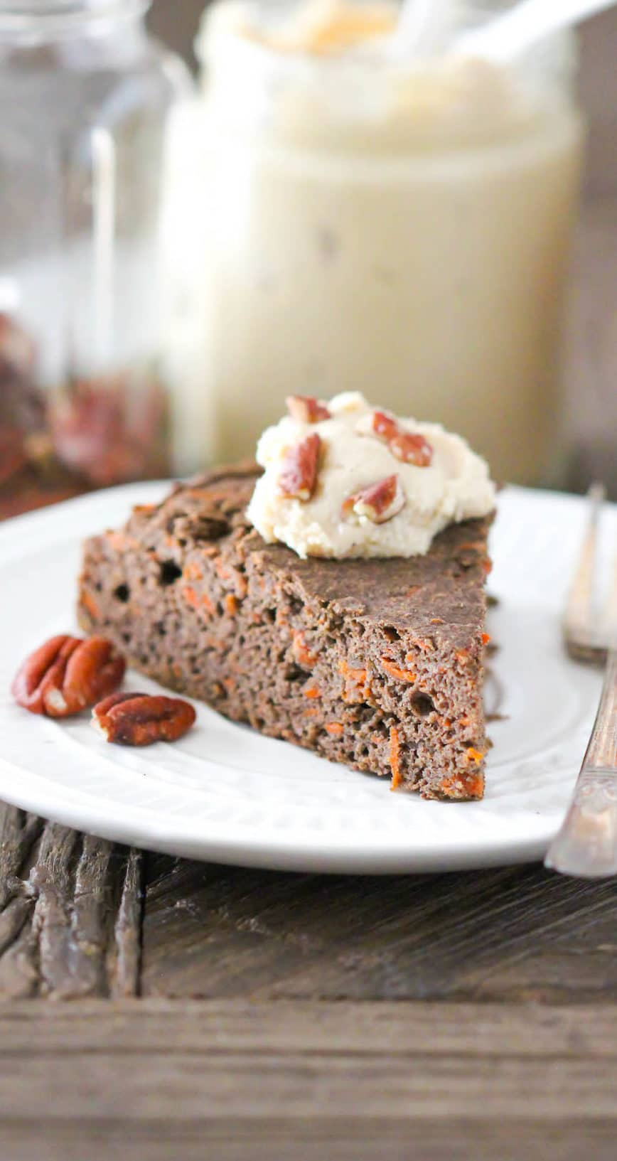 Healthy Buckwheat Carrot Cake Recipe Gluten Free Dairy Free Vegan