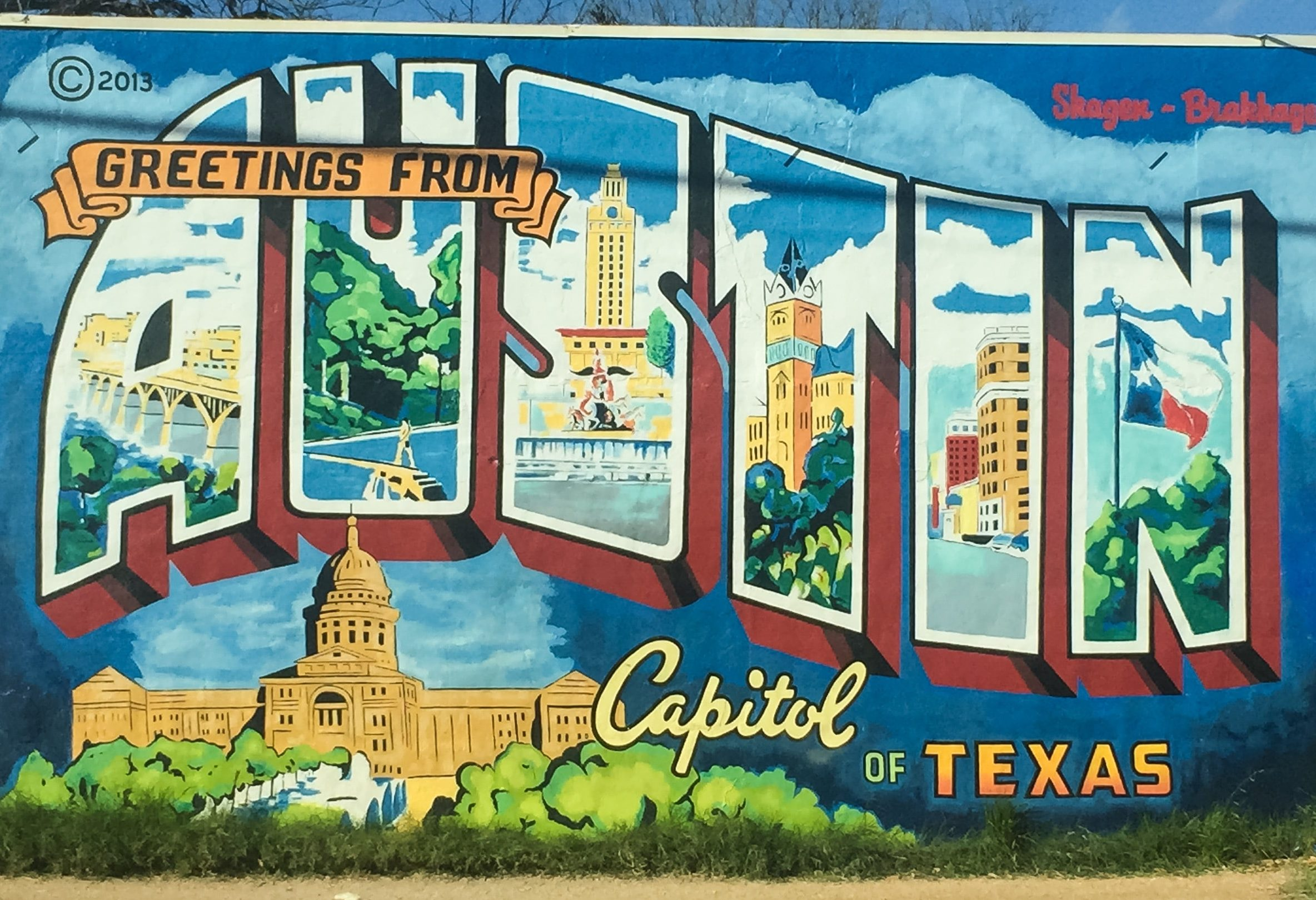 "Traveling to Austin, Texas? Or maybe you already live there and are looking for something fun and fresh to do? Experience the ""you gotta see's"" as well as the non-traditional route with lesser known, unique finds! If you're on the lookout for day trip ideas, I found some fun things to do in Austin (even as a local). Whether you're traveling solo or visiting with a group, there's something for you!"