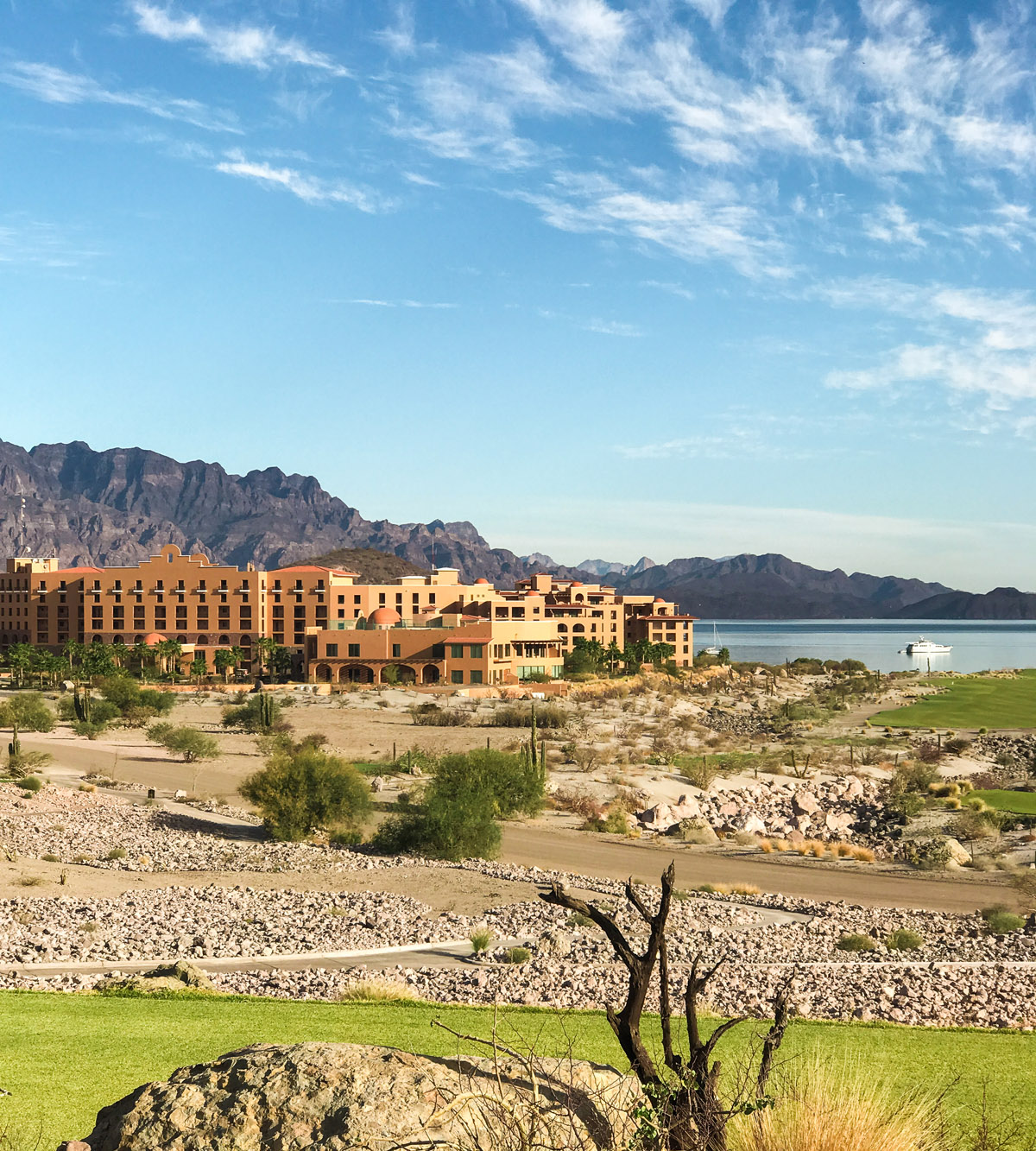 Golfing at the Villa del Palmar at the Islands of Loreto. Looking for the BEST vacation destination to treat yourself? From a quiet getaway to soak up the sun or to enjoy your honeymoon, the Villa del Palmar at the Islands of Loreto, Mexico is one of those hidden gems you need to visit for yourself. This unique, affordable vacation destination is packed with fun activities such as golfing, kayaking, paddle boarding, snorkeling, scuba diving, yoga, dancing, whale watching, and fishing. Whatever you're looking for in your upcoming getaway, Villa del Palmar offers it!