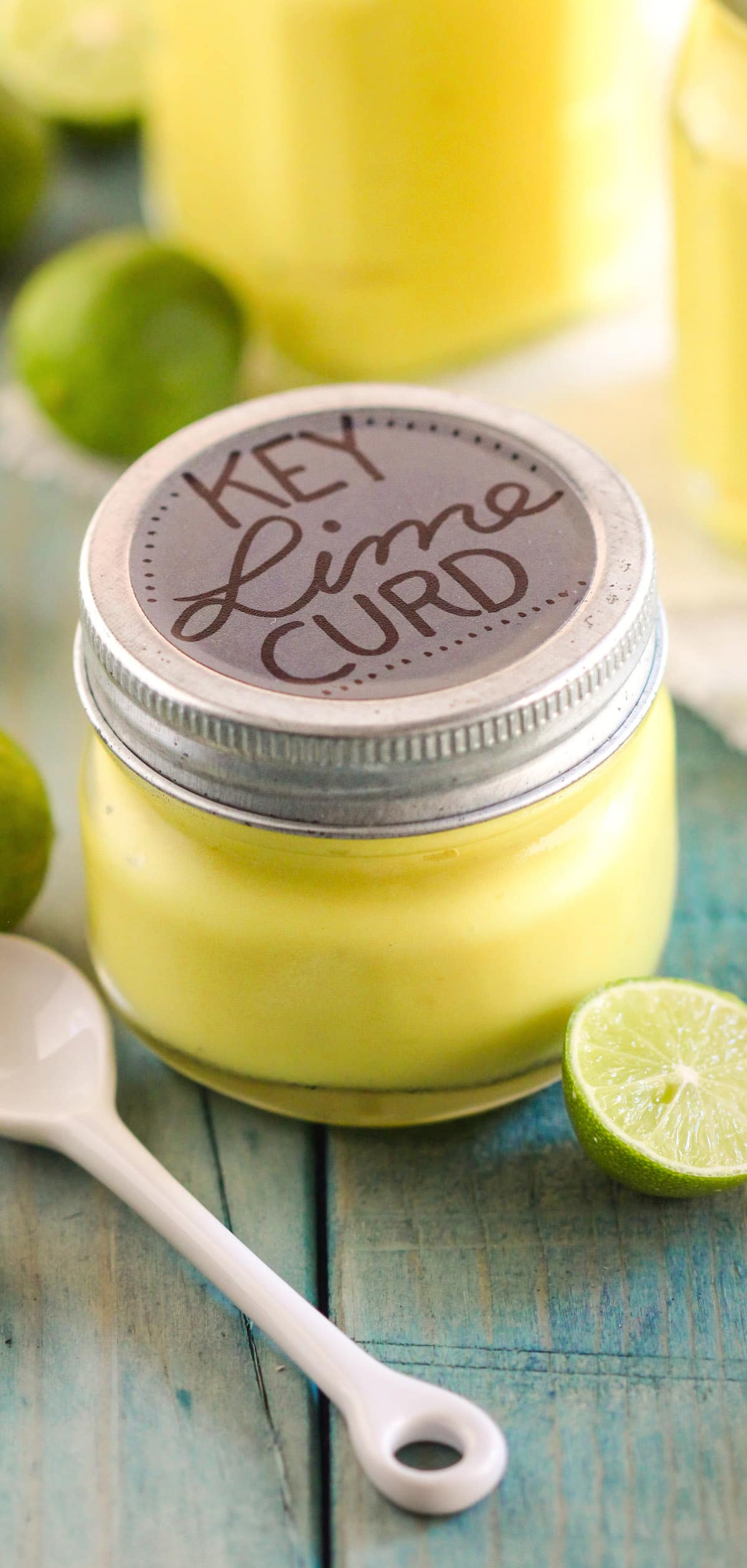 (How to Make Key Lime Curd) This Healthy Vegan Key Lime Curd is creamy, sweet, tart, and delicious. You'd never know it's sugar free, low carb, gluten free, dairy free, and vegan! It's summer in a spoonful. Healthy Dessert Recipes with sugar free, low calorie, low fat, low carb, high protein, gluten free, dairy free, vegan, and raw options at the Desserts With Benefits Blog (www.DessertsWithBenefits.com)